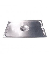 Winco SPCN 1/9 Size Slotted Steam Table Pan Cover