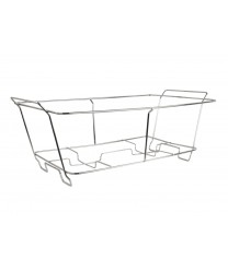 Winco C-2F Wire Chafer Stand For Aluminum Foil Tray